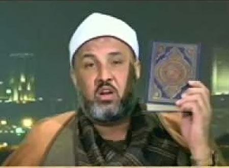 انفجار قنبلة بجوار منزل الشيخ صبري عبادة ، وتدمير سيارة شقيقه