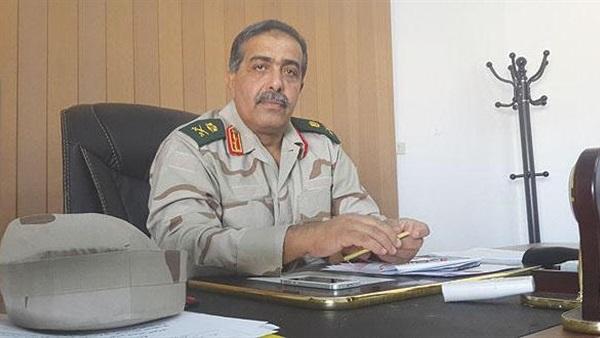 رئيس أركان الجيش الليبى يصل القاهرة لبحث التطورات الأخيرة