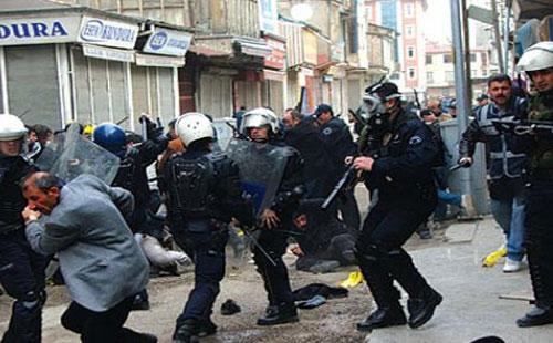 إطلاق نار أمام السفارة القطرية بأنقرة وإصابة أحد حراسها