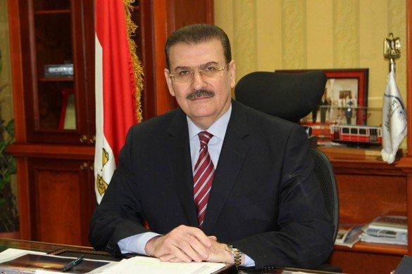 وزير النقل: عاوز شغل 60 ساعة فى اليوم وشغل حتى فى الإجازات الرسمية