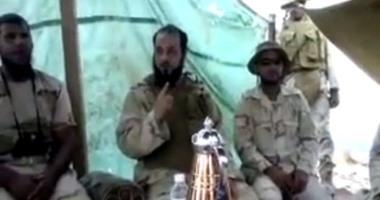 بالفيديو ..  الداعية السعودى محمد العريفى يشارك في القتال ضد الحوثيين