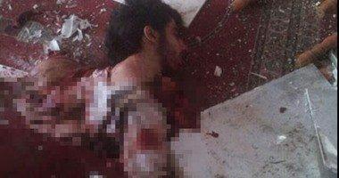 تداول صورة الانتحارى مفجر مسجد الشيعة بالمنطقة الشرقية بالسعودية