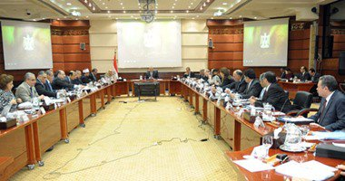 مجلس الوزراء.. يوافق علي تعيين الحدود بين مصر والسعودية