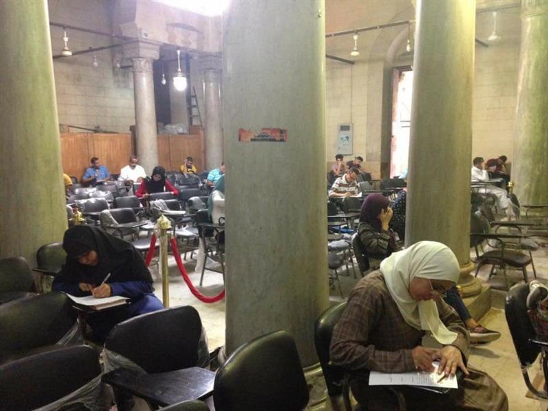 """إعلان أوائل برنامج """" فن التحرير الصحفي """" برواق التدريب بالجامع الأزهر"""
