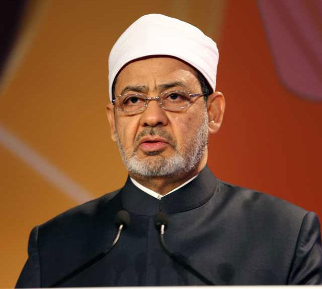 استغاثة ومناشدة لفضيلة الإمام الاكبر شيخ الأزهر