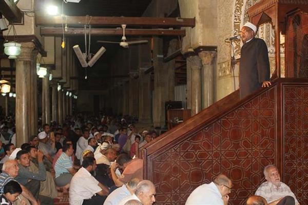 د. العوارى : الحج دعوة ربانية للمسلمين بالتوحد ونبذ الخلافات والفرقة