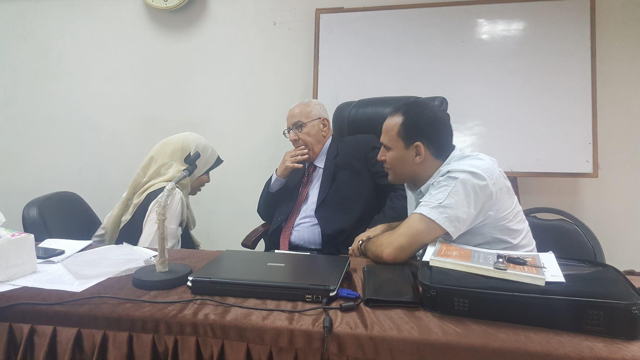 استمرار فعاليات دورة إعداد معلمي اللغة العربية للناطقين بغيرها