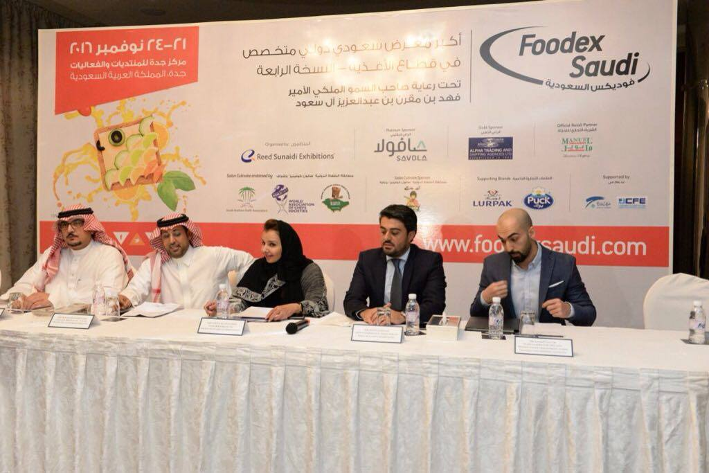 بحضور أكثر من 20 ألف مشاركًا  جدة تستقبل أكبر 3 معارض دولية و 400 عارضاً في الأثاث والغذاء والجمال