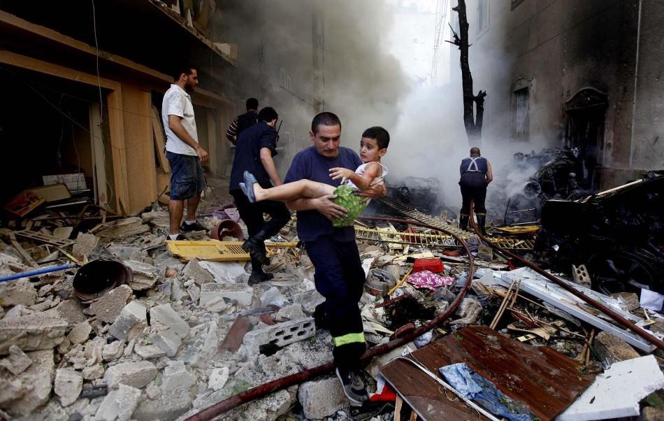 سوريا جرح فى قلب الوطن العربي