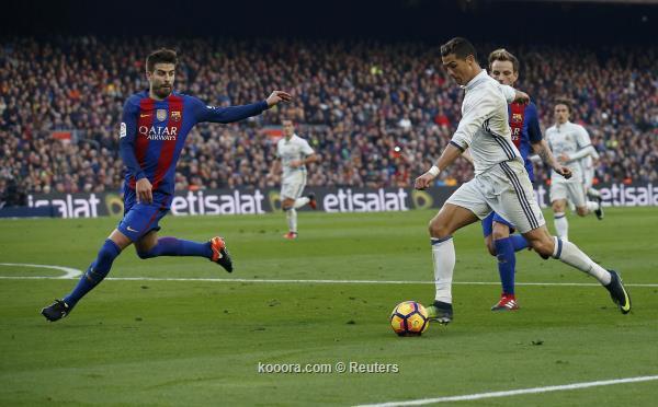 راموس يهدي التعادل للريال في الديربي الاسباني