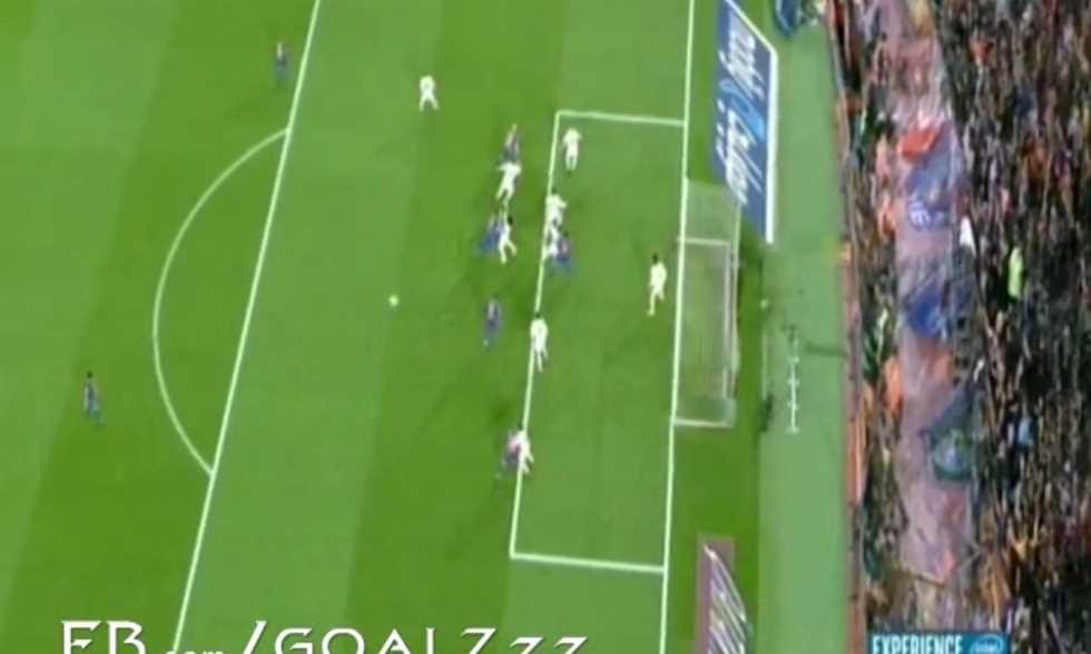 هل هدف برشلونة من تسلل ؟