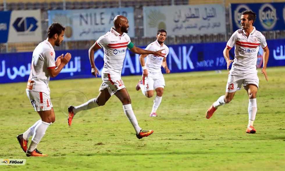"""بدأ نادي الزمالك """"عهده الجديد"""" مع محمد حلمي بفوزه علي الداخلية 0/3"""