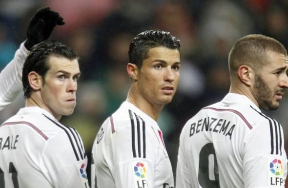 التشكيلة المتوقعة لريال مدريد في مواجهة برشلونة