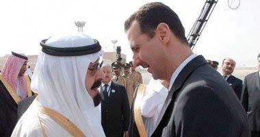 مفاجأه السعودية لا تعارض بقاء بشار الأسد فى سوريا