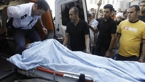 استشهاد شاب فلسطيني برصاص الجيش الاسرائيلي في رام الله فجر اليوم