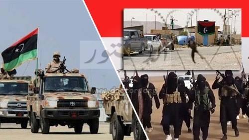 رسميا اعلان تحرير مدينة سرت الليبيه من قبضة داعش