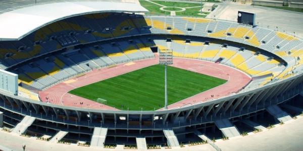 استاد برج العرب يستضيف مباراة الأهلي والمصري المقبلة