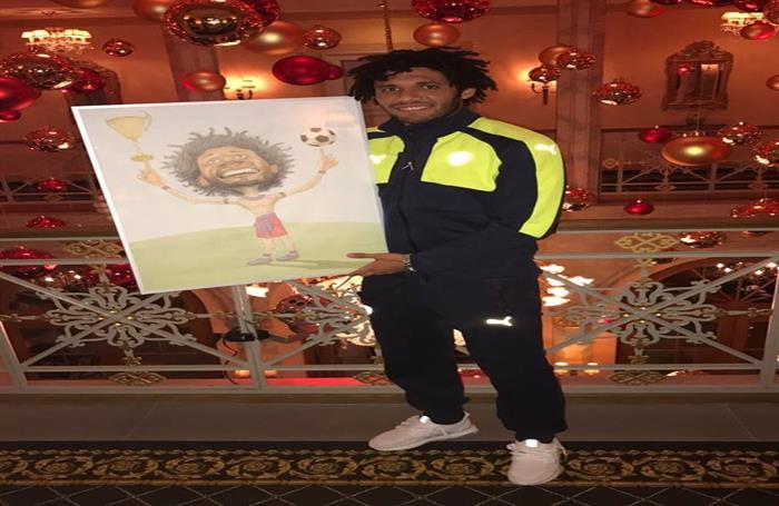 """النني سعيد باللعب علي ملعب """"جاكوب"""" وشكر معجبيه"""