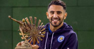 الجزائرى رياض محرز يفوز بلقب أفضل لاعب أفريقى فى استفتاء BBC