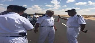 مصرع غفير في طريق مصر اسكندريه الزراعي