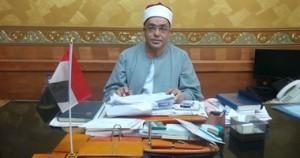 الشيخ طه زيادة يحصل علي المركز الأول وشخصية العام بالأوقاف