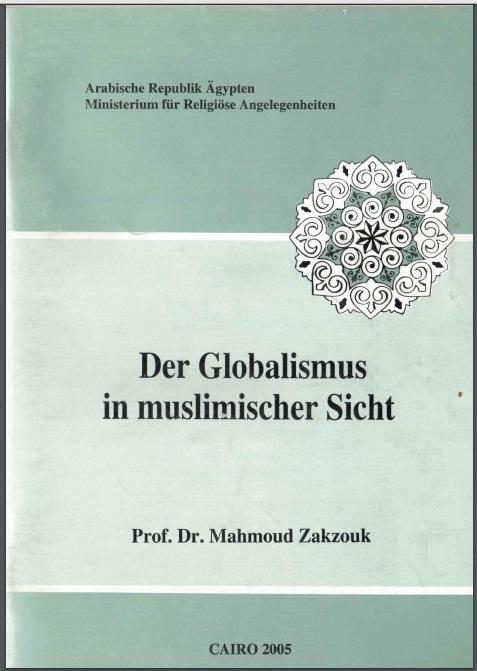 Muslimische Haltung der Globalisierung