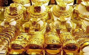 تراجع أسعار الذهب 4 جنيهات لتراجع السعر العالمي للأوقية