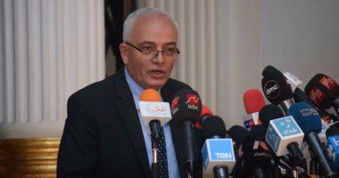 د. رضا حجازى رئيس قطاع التعليم العام بوزارة التربية والتعليم