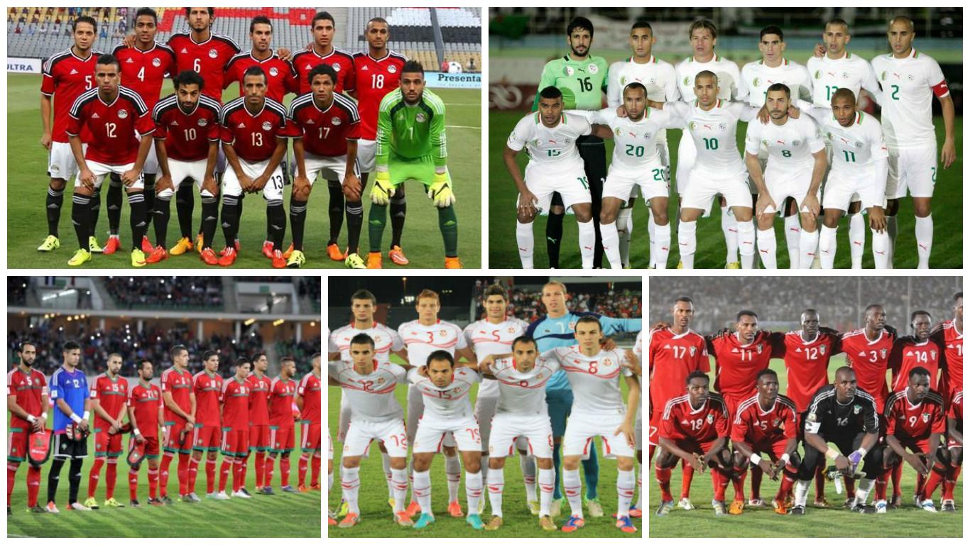تصنيف الفيفا لشهر أكتوبر: الثاني والرابع عربيا تأهلا لكأس العالم، وفي انتظار الأول والثالث