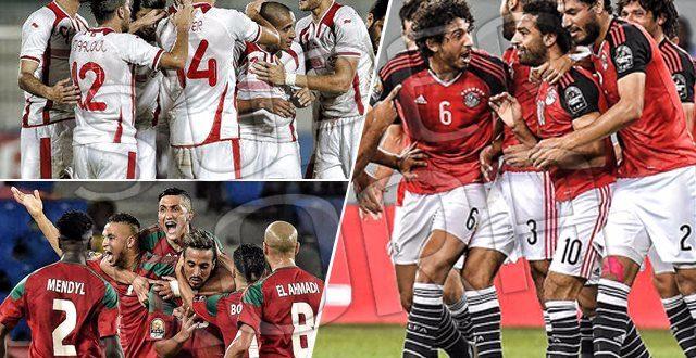 انفراد تصنيف الفيفا: مصر المركز 31 وتونس 27 والمغرب 40 عالميــًا