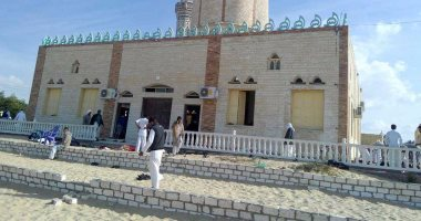 الإرهابيون 15: يقتلون إلي الآن 235 مصليــًا، وعدد كبير من الإصابات من بين الراكع والساجد