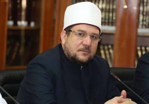 وزير الأوقاف اليوم في زيارة إمام مسجد الروضة