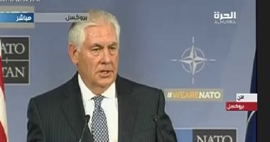 وزير خارجية أمريكا: نقل السفارة إلي القدس إرادة شعب
