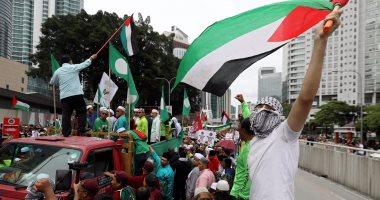 """مسيرات حاشدة بماليزيا تحت شعار """"القدس عربية"""""""
