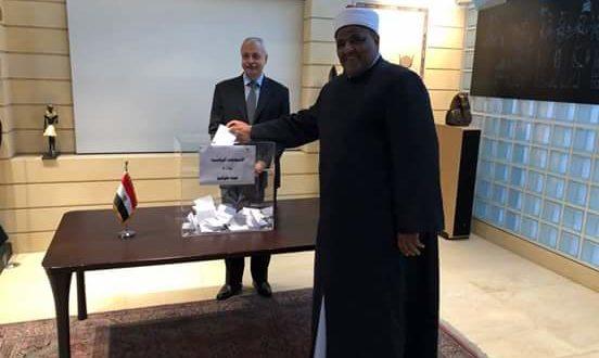 بحضور سفراء مصر والدول العربية وكيل الأزهر يلقى خطبة الجمعة في المركز الإسلامي بطوكيو حول التعايش والاندماج في الإسلام