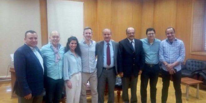 فريق طبي أجنبي يزور مستشفى الأزهر التخصصي لإجراء عمليات جراحية متنوعة