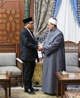 نائب رئيس الاتحاد العام لمساجد إندونيسيا: الإمام الأكبر أصبح مصدر إلهام للشعب الإندونيسي