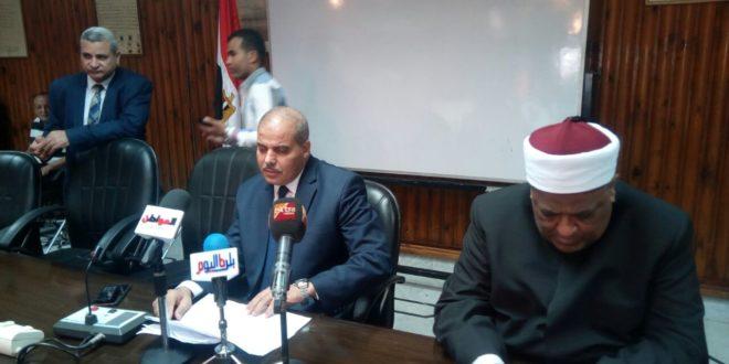 رئيس جامعة الأزهر: تم إحالة 12 مدرسا للتحقيق و13 مدرسا لمجلس التأديب الأعلى