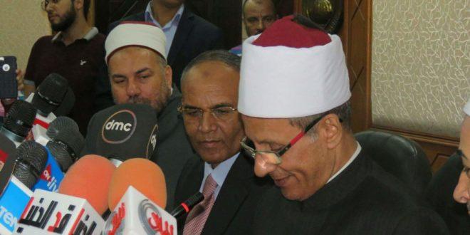 رئيس قطاع المعاهد الأزهرية يعلن أسماء أوائل الشهادات الأزهرية