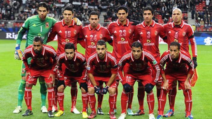 النادي الأهلي، المجموعات دوري أبطال إفريقيا