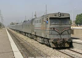 إيقاف حركة قطارات الصعيد بعد بلاغ قنبلة محطة قنا