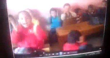 بالفيديو ..  حضانة بالشرقية تعلم الأطفال المذهب الشيعي