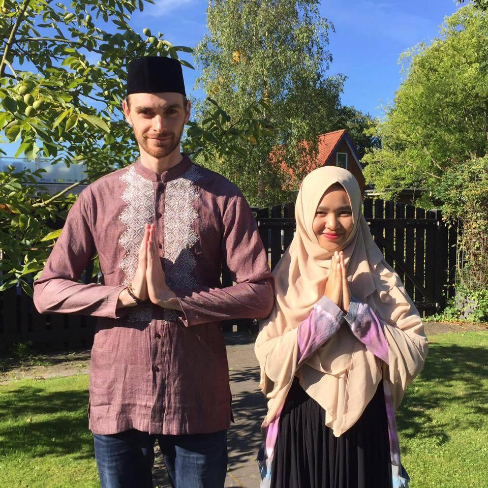 اعتنق الاسلام فى ابحاره وترحاله .. مايكل روبرت : أدركت ان اعتناق الاسلام هو الشئ الصحيح الذي يجب ان افعله في حياتي