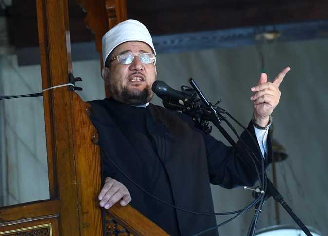 وزير الأوقاف: يخطب الجمعة القادمة بمسجد الوادي المقدس بمحافظة جنوب سيناء