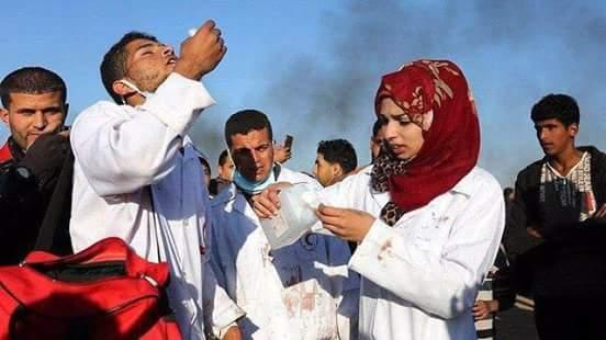 """مرصد الأزهر يطالب بإجراء تحقيق عاجل في مقتل """"رزان النجار"""""""