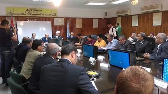 اجتماع طارئ لمجلس جامعة الأزهر بشأن تعيينات المعيدين