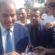 رئيس جامعة الأزهر يستقبل طلاب الجامعة بالهدايا