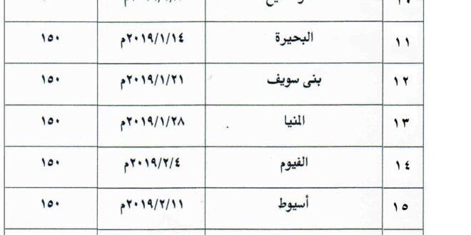 الأوقاف: 3400 إماما يشاركون في مبادرة وطن بلا إدمان من 26 محافظة