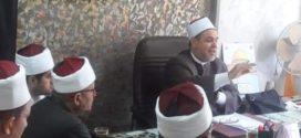 بالصور وبتعليمات من وزير الأوقاف: تكثيف المرور علي المساجد