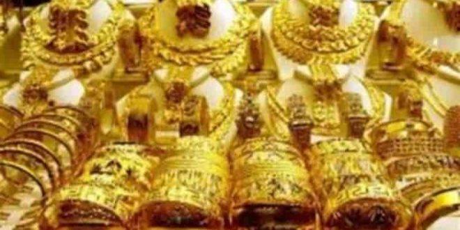 ارتفاع جديد في أسعار الذهب عقب عمل السوق المحلي ، سعر الأوقية 1458 دولار اليوم ، أسعار الذهب وسعر الدولار والعملات العربية والأجنبية
